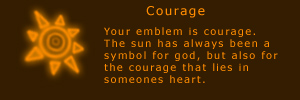 TEST DE EMBLEMA 1471_Courage