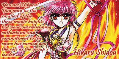 What Magic Knight Are You?