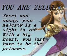 Which Zelda Character Are You?