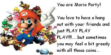 What Older Mario Game Are You?