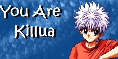 What Hunter X Hunter Character Are You?