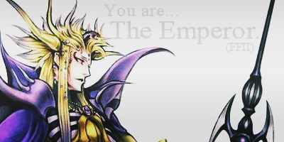 What Final Fantasy: Dissidia Character Are You?