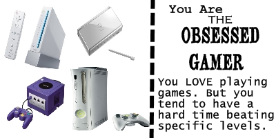 What Type Of Gamer Are You?