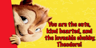 What Chipmunk Are You?