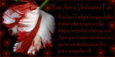 What Type Of Twilight Fan Are You?