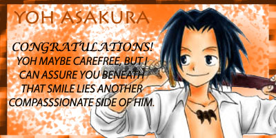 Who Is Your Shaman King?