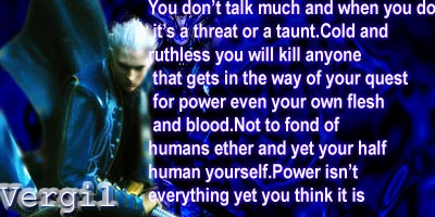 What Sparda Male Are You?