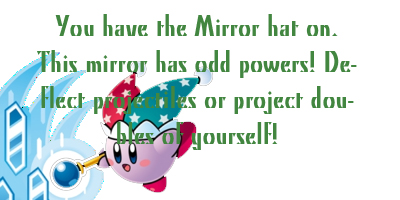 What Kirby Hat Do You Wear?