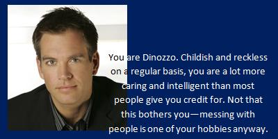 What NCIS Character Are You?