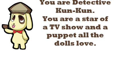 What Doll Are You?