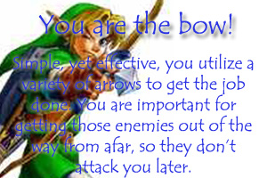 What Zelda Weapon Are You?