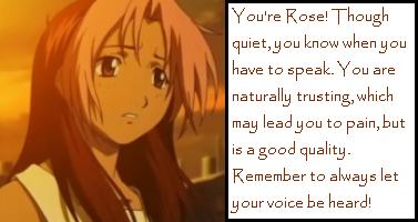 What Female FMA Character Are You?