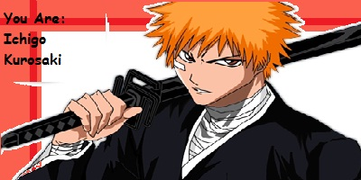 What Kurosaki Are You?