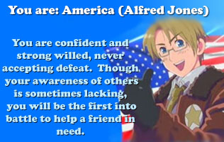 Hetalia! What Country Are You?