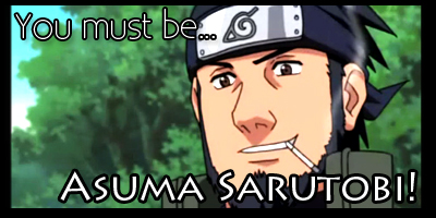 Which Chunin Exam Arc Team Leader Are You?