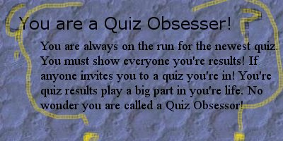 Are You An Ultimate Quiz Taker?