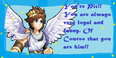 What Kid Icarus Uprising Character Are You?