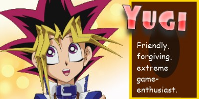What Yu-Gi-Oh! Character Are You?