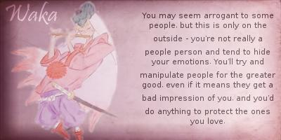 Which Okami Character Are You?