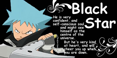 What Soul Eater Guy Is For You?
