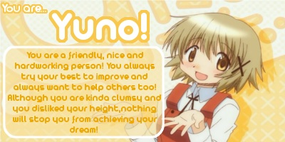 Which Hidamari Apartment Resident Are You?