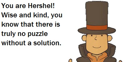 Which Professor Layton And The Miracle Mask Character Are You?