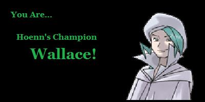 What Champion Are You?
