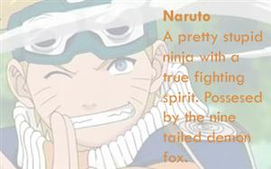 Who Is Your Naruto Fighting Partner?