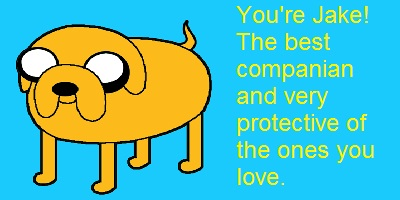 What Adventure Time Character Are You?