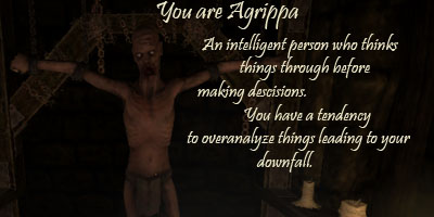 What Amnesia Character Are You?