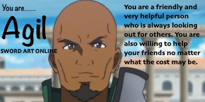 Which Sword Art Online Character Are You?