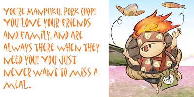 Which Okamiden Partner Are You?