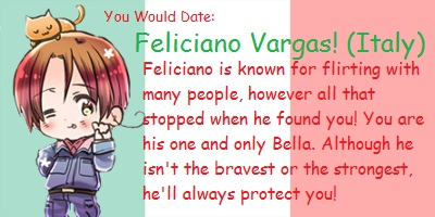 Which Hetalia Guy Would You Date?