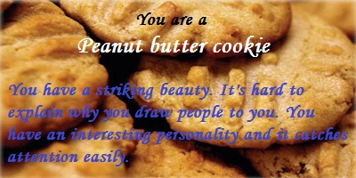 What Type Of Cookie Are You?