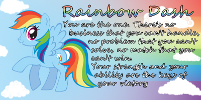 Which Of The Mane Six Are You?