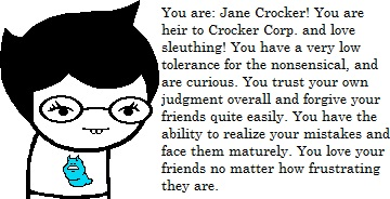 What Homestuck Kid Are You?