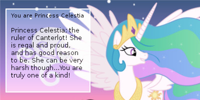 What Alicorn Princess Are You?