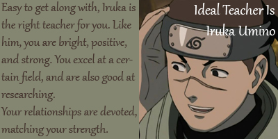 Which Naruto Teacher From Konohagakure Is Right For You?