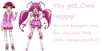 What Pretty Cure Are You?