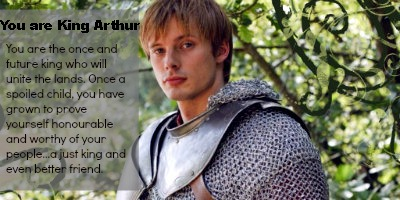 Which Merlin Character Fits Your Destiny?