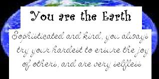Are You The Sun, Moon, Or Earth?