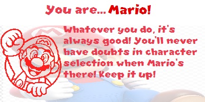 What Super Mario 3D World Character Suits You Best?