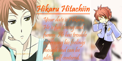 Which Ouran Highschool Host Club Member Would You Date?