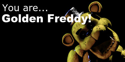 Which FNaF or FNaF2 Animatronic Are You?