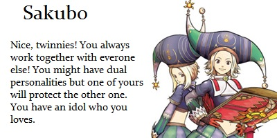 Which .hack//G.U Character Are You?