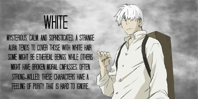 What Anime Hair Color Would You Have?