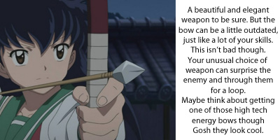 What Anime Weapon Would Work Best For You?