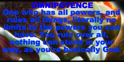 What Super Power Do You Have?