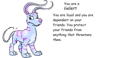 What Neopet Are You?
