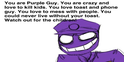 What Fnaf Guard Are you?
